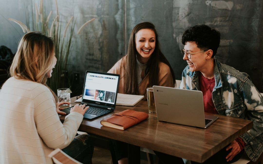 Community and Connection in the Workplace:  Why It Matters and How To Build It